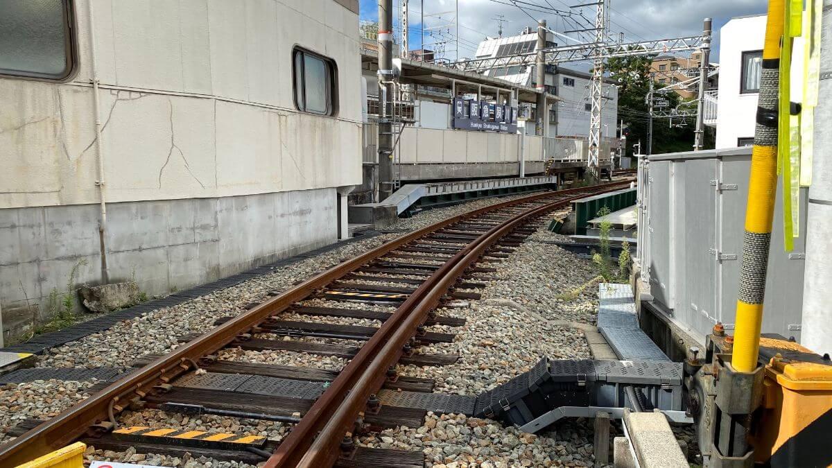 夙川駅北口
