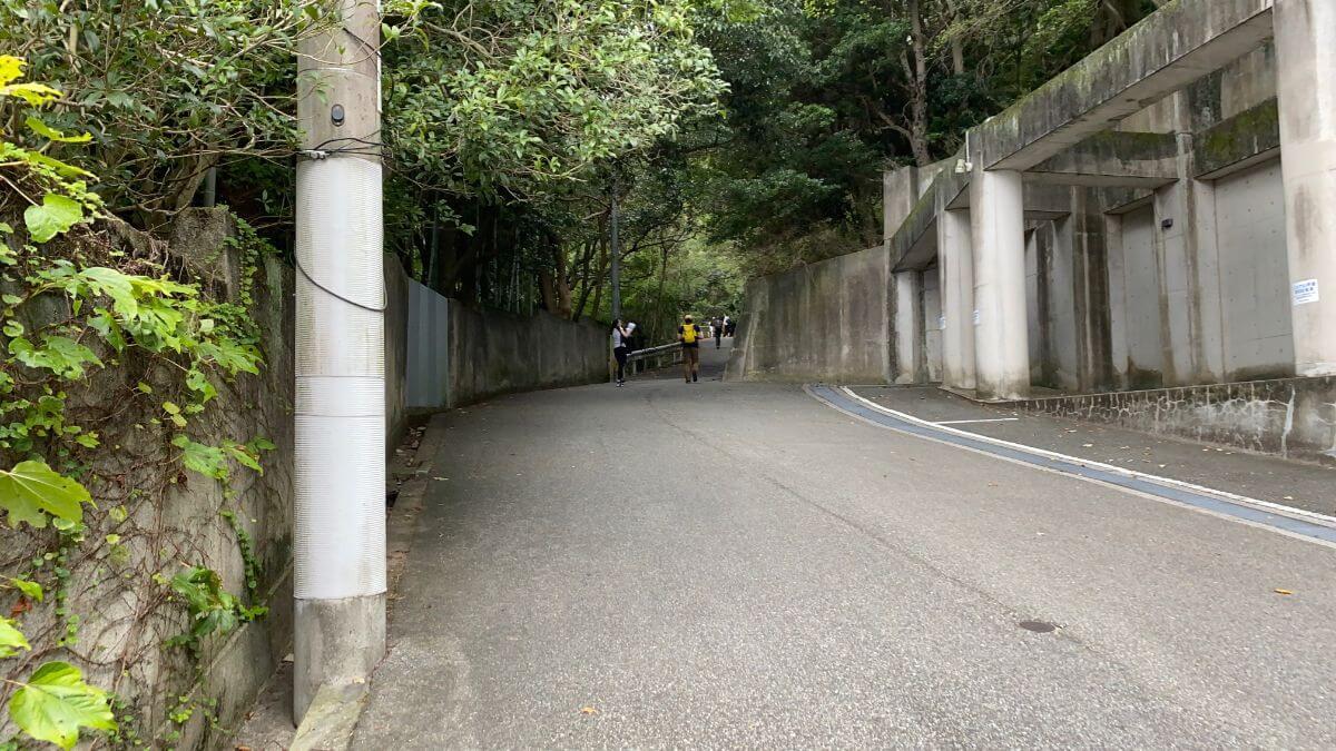 芦屋川住宅街5