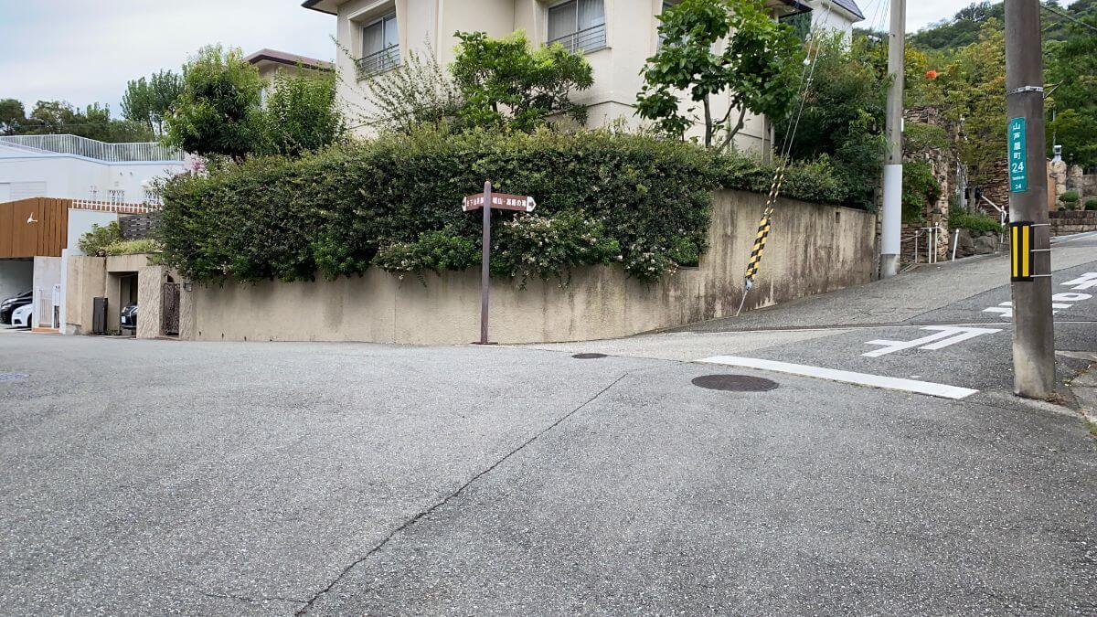 芦屋川住宅街3