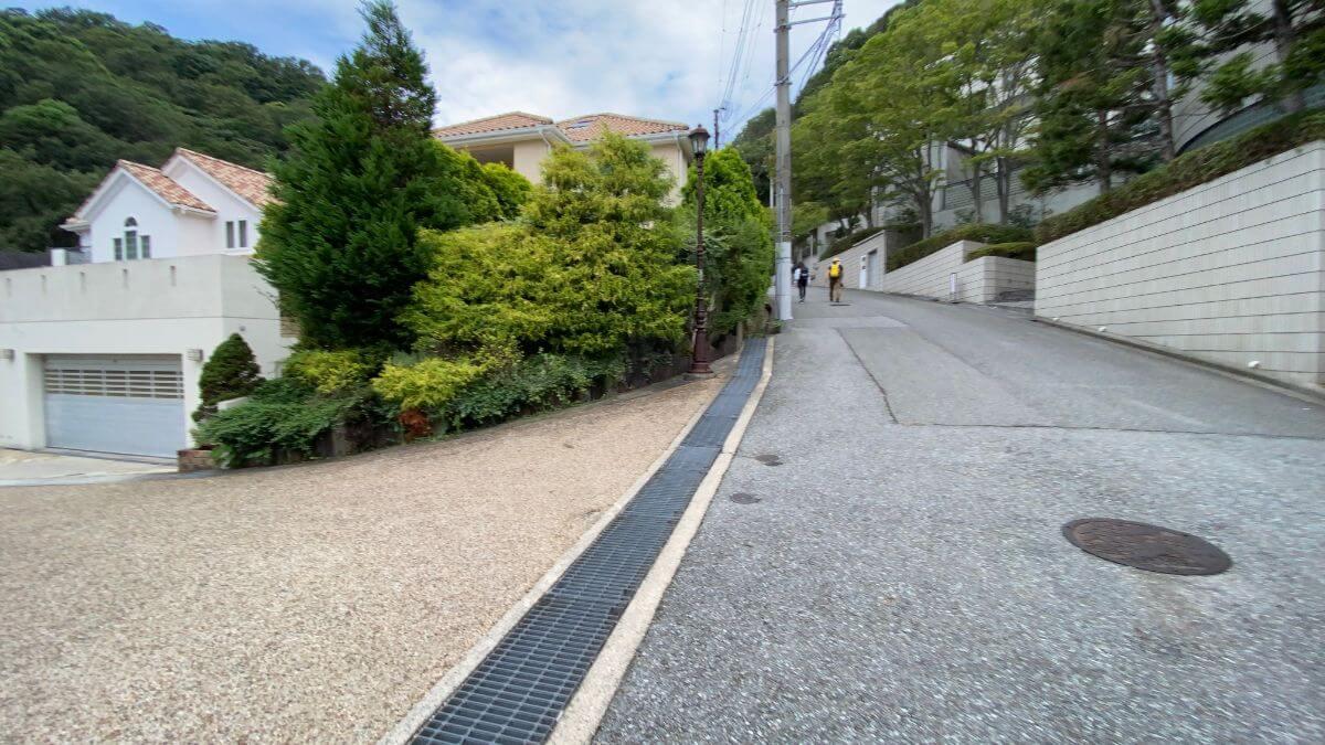 芦屋川住宅街4