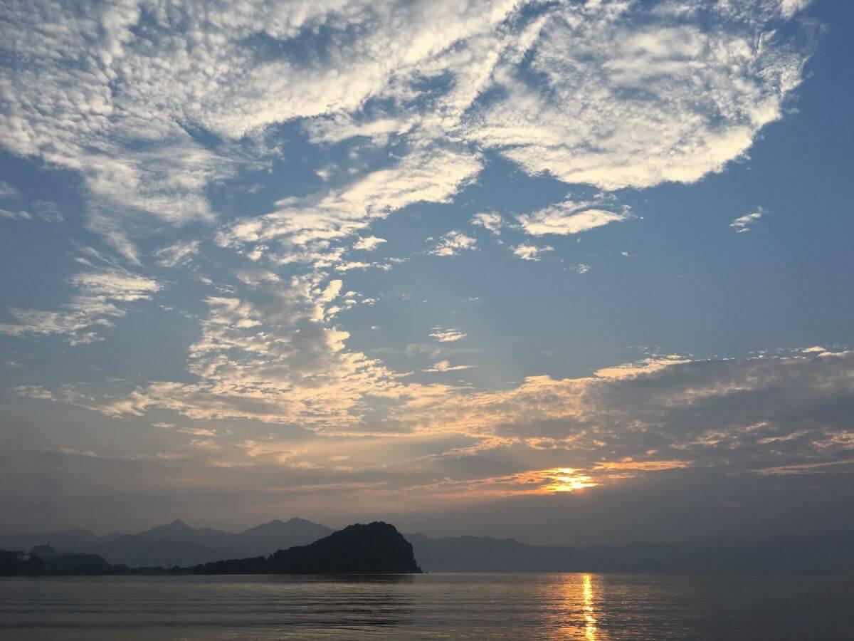大崎自然公園風景